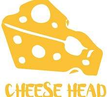 Cheese Head by thepetitcanard