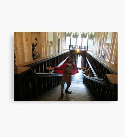 Stairway to Foolery Canvas Print