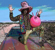 Cosmic Trickster by jollykangaroo