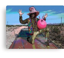 Cosmic Trickster Canvas Print