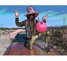 Cosmic Trickster Photographic Print