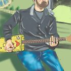 Guitar Maker by antdog13