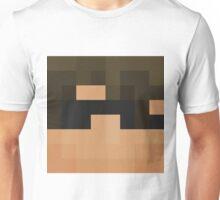 SkyDoesMinecraft Minecraft skin Unisex T-Shirt