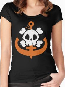 Guilty Gear May (Dark) Women's Fitted Scoop T-Shirt