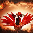 Flower Fairy by Linda Lees