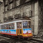 Carris Tram 574 Lisbon by manateevoyager