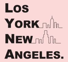 los york new angeles by Samantha Angel