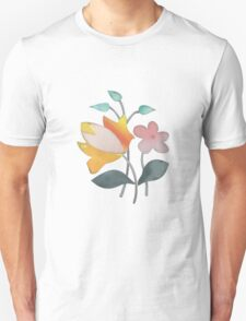 Vintage fresh flowers T-Shirt