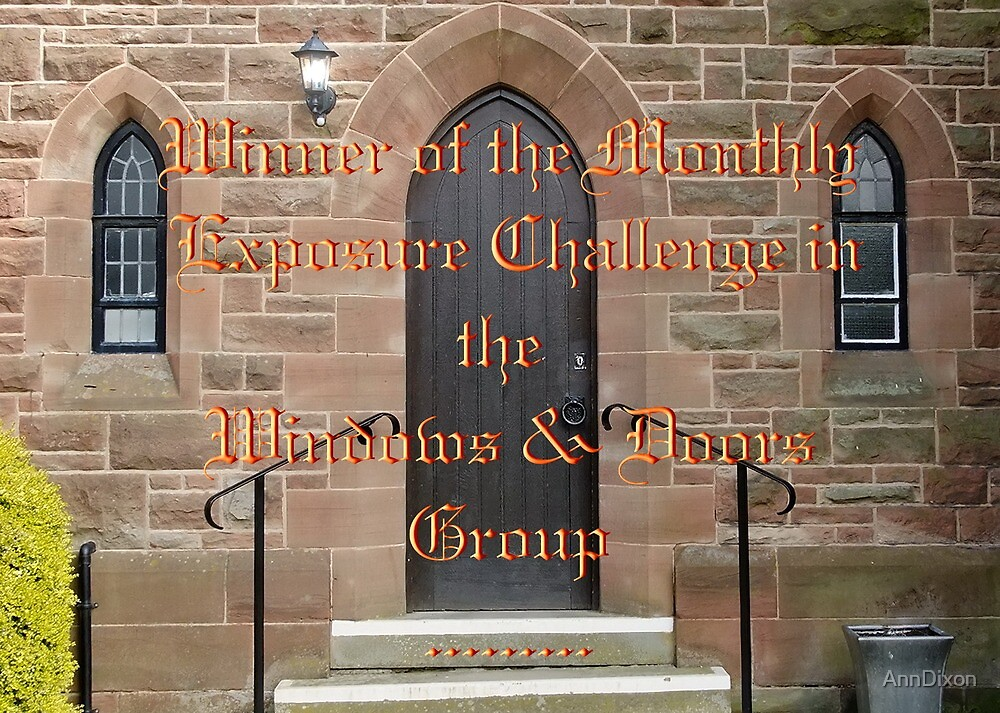 Banner : Windows and Doors Group by AnnDixon