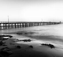 point lonsdale pier by ketut suwitra