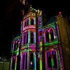 Melbourne's White Light Festival by darkydoors