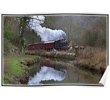 Class N7/4 69621 Locomotive Poster
