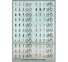 Pro Cycling Teams Photographic Print