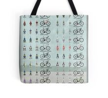 Pro Cycling Teams Tote Bag