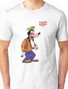 Booze Goofy Unisex T-Shirt