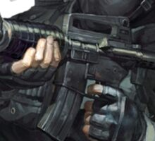 Terrorist - CounterStrike Global Offensive Sticker