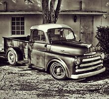 Old Timey Truck Zoomer by GolemAura