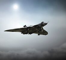 Vulcan Inbound by James Biggadike