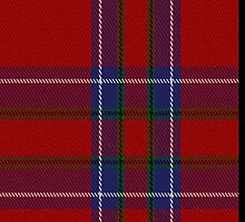 00218 Inverness District Tartan Fabric Print Iphone Case by Detnecs2013