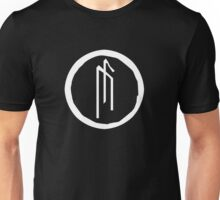 runic sigil for inspiration, within a circle Unisex T-Shirt