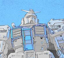 Gundam  by Fike2308