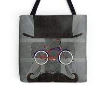 Bicycle Head Tote Bag