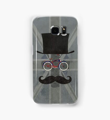 Bicycle Head Samsung Galaxy Case/Skin