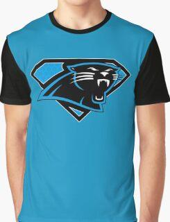 Super Panthers of the Carolinas (Design 2) Graphic T-Shirt