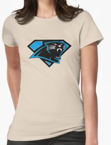 Super Panthers of the Carolinas (Design 2) Womens Fitted T-Shirt