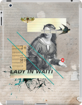 Lady in Waiting by Claire Elford