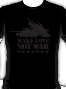 Make love not war - Tank T-Shirt