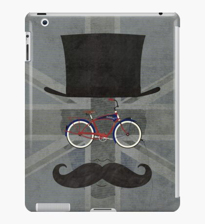 Bicycle Head iPad Case/Skin
