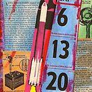rocket number by mickpro