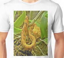 Eyelash viper  Unisex T-Shirt