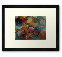 Cellular Disease Framed Print