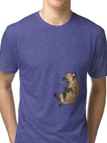 High Een Ah - Laugh Tri-blend T-Shirt