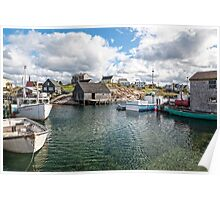 Peggy's Cove II Poster