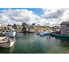 Peggy's Cove II Photographic Print