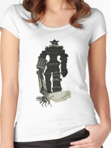 Colossi Women's Fitted Scoop T-Shirt