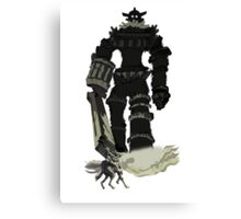 Colossi Canvas Print
