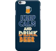 Keep Cam And Drink Beer iPad Case / iPhone 5 Case / iPhone 4 Case iPhone Case/Skin