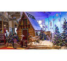Santa's been naughty this year Photographic Print