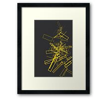 Ground & Sand Framed Print