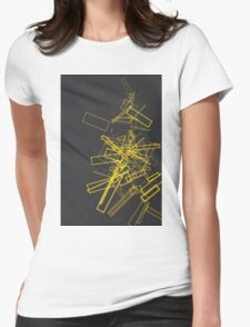 Ground & Sand Womens Fitted T-Shirt