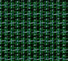 00227 Mull District Tartan Fabric Print Iphone Case by Detnecs2013