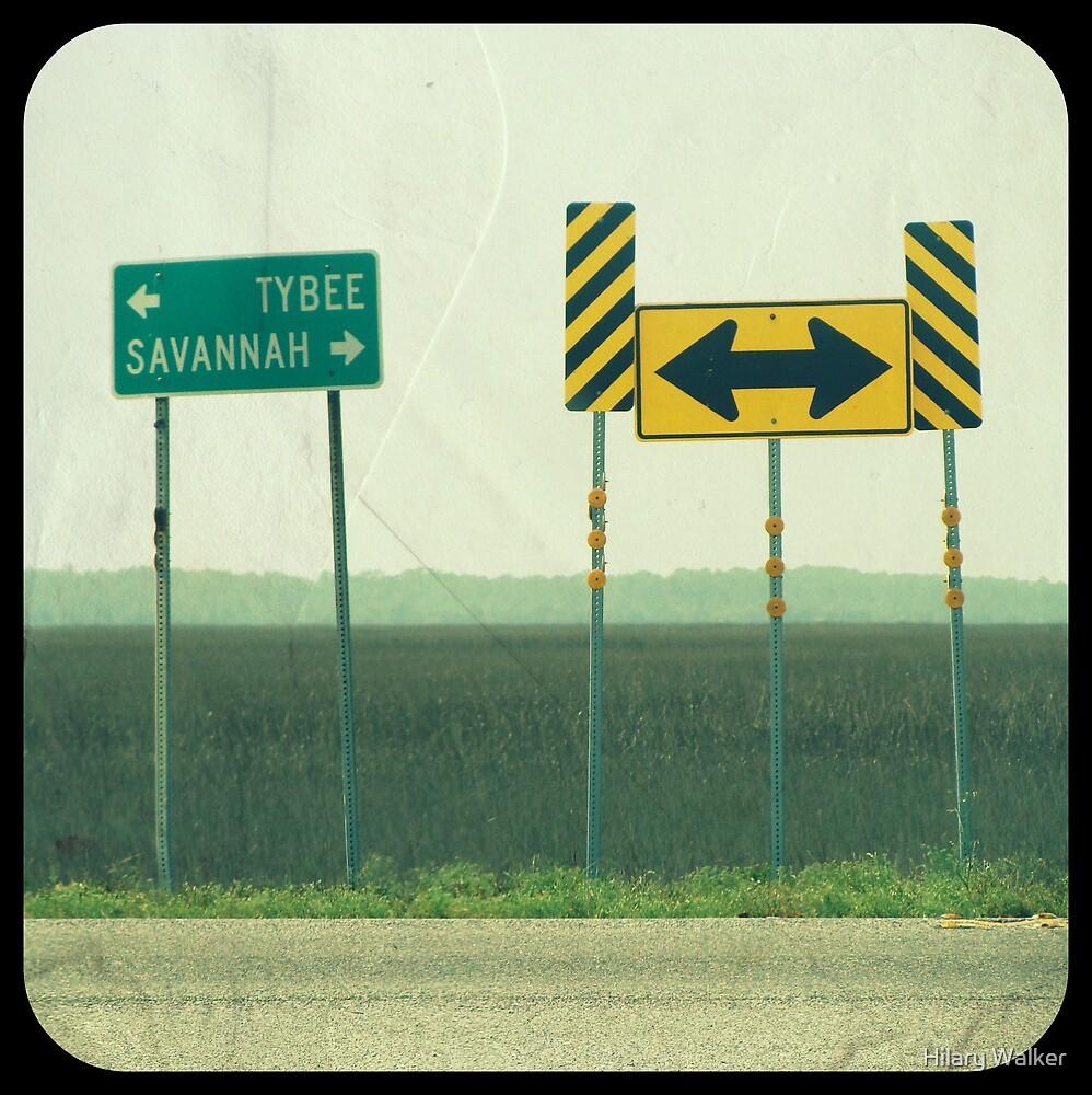 Savannah ♥ Tybee by Hilary Walker