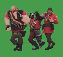 Team Fortress 2 - Conga! Kids Tee
