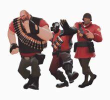 Team Fortress 2 - Conga! Baby Tee