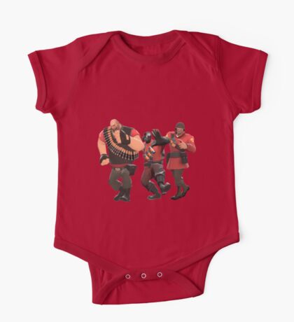 Team Fortress 2 - Conga! One Piece - Short Sleeve