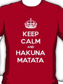 T-shirt Keep Calm T-Shirt